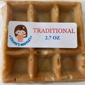 Traditional Waffle
