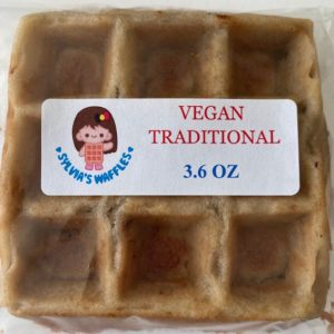 Vegan Traditional Waffle