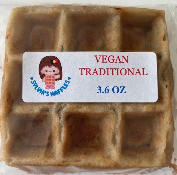Vegan Traditional Waffle